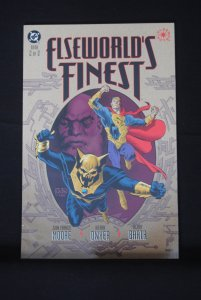Elseworlds Finest book 2