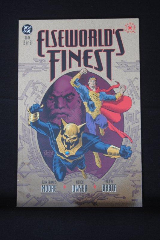 Elseworlds Finest book 2
