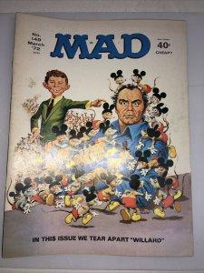 MAD Magazine #149 March 1972 Willard Jack Rickard cover art