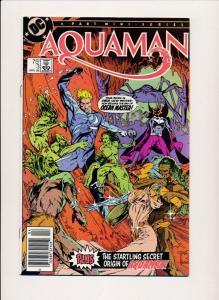 DC Comics AQUAMAN #3, 1986 Mini Series (HX667) ~ VF/NM
