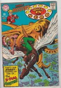 House of Mystery #172 (Feb-68) VG Mid-Grade Martian Manhunter, Dial H. for He...