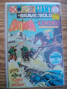 The Brave and the Bold 120 NM