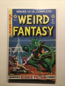 Weird Fantasy Vol 4 Near Mint Nm Tpb Softcover Sc Entertaining Comic