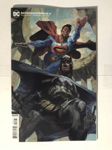 Batman/Superman #6 (2020) - Cover B