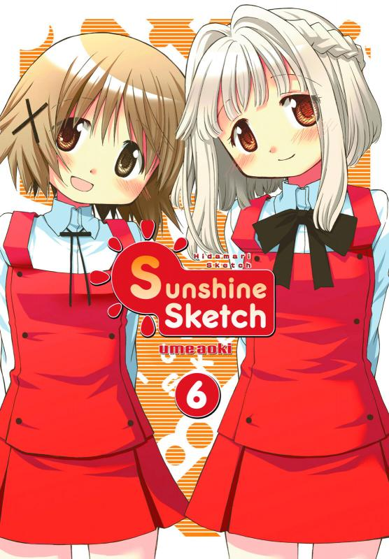 Sunshine Sketch TPB Vol 6 (Yen, 2012) New!