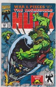 The Incredible Hulk #392 (1992)