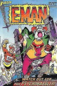 E-Man (2nd Series) #5 VF/NM; First | save on shipping - details inside