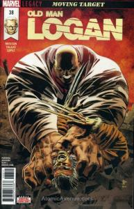 Old Man Logan (2nd Series) #38 VF/NM; Marvel | save on shipping - details inside