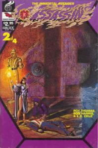 13: Assassin Comics Module #2 FN; TSR | save on shipping - details inside