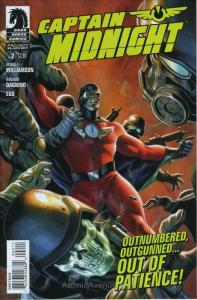 Captain Midnight (2nd Series) #2 VF/NM; Dark Horse | save on shipping - details