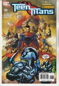 Teen Titans(2003)# 53   Future Titans ?