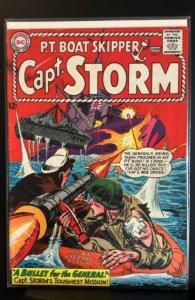 Capt. Storm #7 (1965)