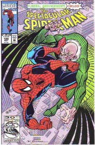 Spider-Man, Peter Parker Spectacular #188 (Aug-92) NM/NM- High-Grade Spider-Man