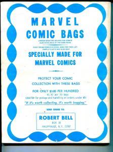 Rocket's Blast & Comic Collector #90 1970's-original fanzine-Newton cover-VG/FN