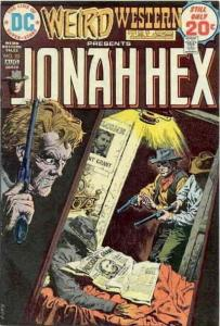 Weird Western Tales #23 FN; DC   save on shipping - details inside