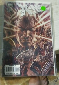 X Men legacy  #221 2009  marvel  gambit rogue COLOSSUS PROFESSOR X