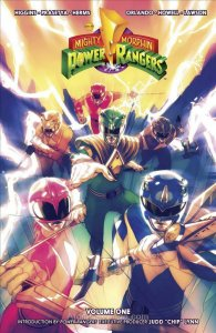 Mighty Morphin Power Rangers (5th Series) TPB #1 (3rd) VF/NM; Boom! | save on sh