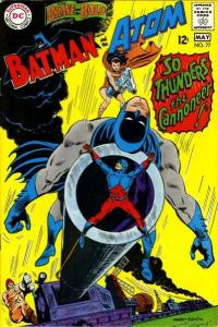Brave and the Bold (1955 series) #77, Fine- (Stock photo)