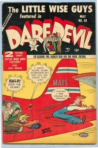 Daredevil Comics 98 May 1953 VG+ (4.5)