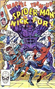 Marvel Team-Up #139 (Mar-84) NM Super-High-Grade Spider-Man