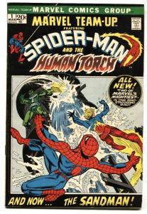 Marvel Team-Up #1 1972- Spider-man- Human Torch- FN