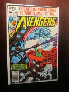 Avengers (1963 1st Series) #199 - 8.0 VF - 1980 - NS