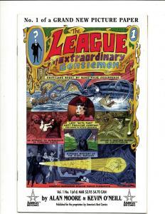 Lot of 12 Extraordinary Gentlemen Comics #1 2 3 4 5 6, Vol 2. #1 2 3 4 5 6 J344