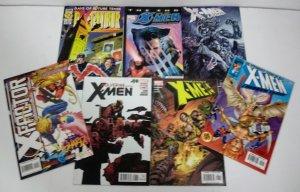 X-Men Mixed Comic Lot of (7) SEE MORE Comic Lots