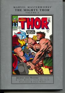 Marvel Masterworks The Mighty Thor-#4-Color Reprints-Hardcover