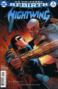 Nightwing (4th Series) #2 VF/NM; DC | save on shipping - details inside