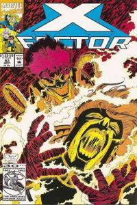 X-Factor (1986 series) #82, VF+ (Stock photo)