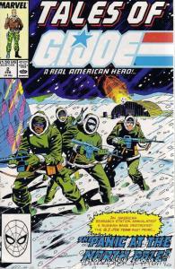 Tales of G.I. Joe #2 VF; Marvel | save on shipping - details inside