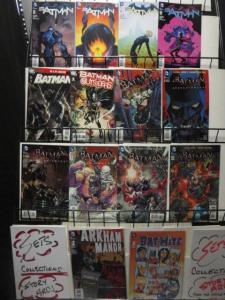 BATMAN  21st century 68 diff collection 6 Pre-New 52, New 52 Joker Harley F-VF/+