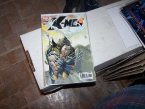 X MEN  #  168 marvel 2005   WOLVERINE PSYLICKE