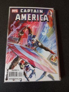 Captain America #600 Steve Epting Variant (2009) Marvel Comics