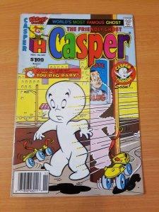 Casper #243 ~ NEAR MINT NM ~ 1988 Harvey Comics