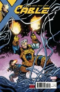 Cable #157 (Marvel, 2018) NM