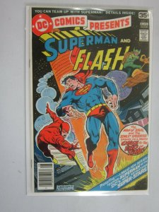 DC Comics Presents #1 5.0 VG FN (1978)
