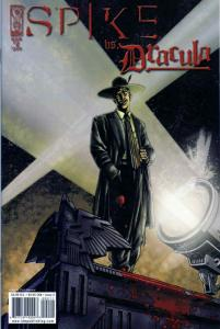 Spike vs. Dracula #2B FN; IDW | save on shipping - details inside