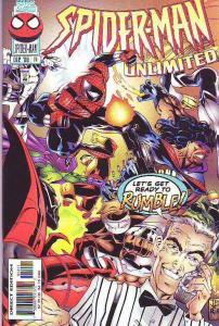 Spider-Man Unlimited #14 (Dec-96) NM- High-Grade Spider-Man