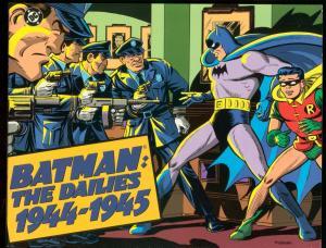 BATMAN: THE DAILES, 1944-1945 FIRST PRINTING DC TPB FN