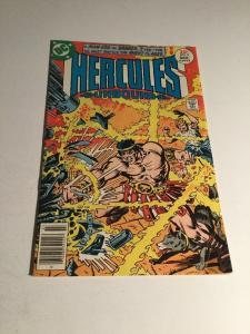 Hurcules Unbound 9 Fn/Vf Fine/Very Fine 7.0 DC Comics