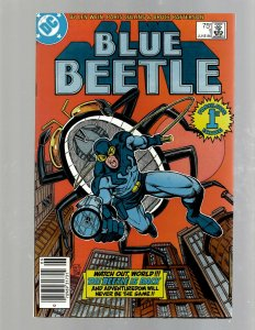 Blue Beetle # 1 NM- DC Comic Book 1st Issue Len Wein Justice League Batman J450