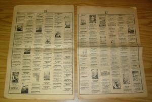 American Comic Book Company's Book & Magazine List - 1979 VG rich larson cover