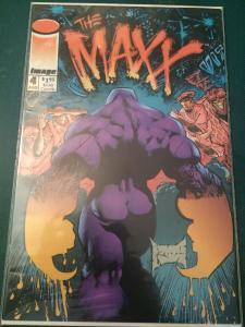 The Maxx #4
