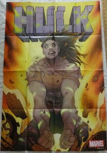 HULK Promo Poster, 24 x 36, 2016, MARVEL, Unused more in our store 165