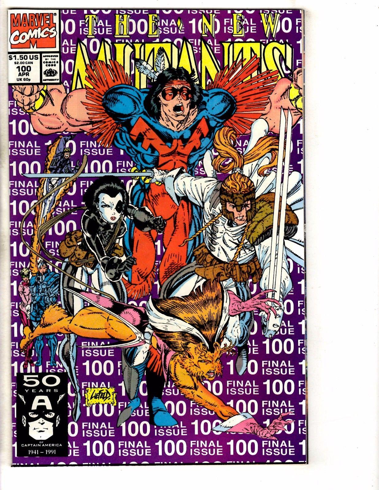 SEALED COMIC 1991-10 X-FORCE # 1