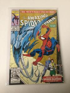 The Amazing Spider-Man 368 Nm Near Mint Marvel