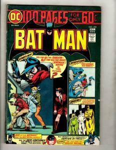 Batman # 259 FN DC Comic Book Robin Joker Catwoman Gotham Penguin Ivy GK1