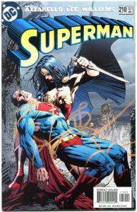 SUPERMAN #210, NM, Jim Lee, Wonder Woman, Brian Azzarello, 1987,more DC in store